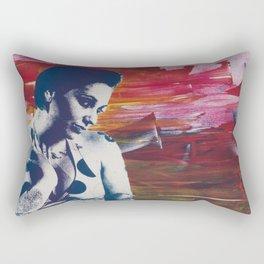 Bonfire Bombshell Rectangular Pillow