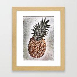 Chill Summer Framed Art Print