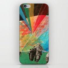 Universe Kite iPhone Skin
