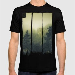 Forests never sleep T-shirt