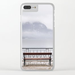 Bellagio, Italy Clear iPhone Case