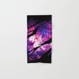 Deep Space Inside Hand & Bath Towel