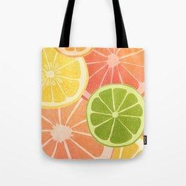 Citrus II Tote Bag