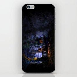 Castlevania: Vampire Variations- Bridge iPhone Skin