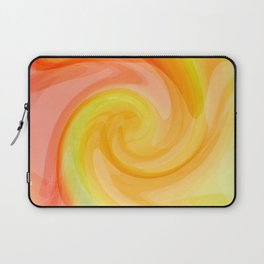 Birth of a Fresh New Day Laptop Sleeve