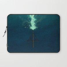 Harry Potter Deathly Hollows Expecto Patronum Laptop Sleeve