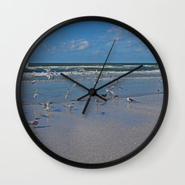 Wouldn't Change a Thing Wall Clock