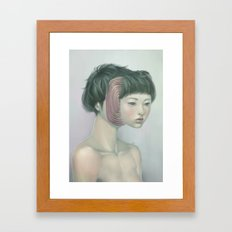 Self 02 Framed Art Print