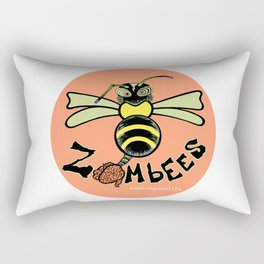 Zombee Rectangular Pillow