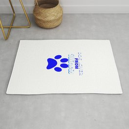Dog Lovers from illinois Rug
