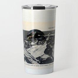 Turtle #10 (Mount Everest) [Cecilia Lee] Travel Mug