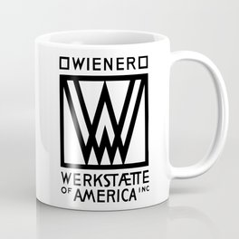 Wiener Werkstaette of America Coffee Mug