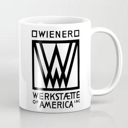 Wiener Werkstaette of America Coffee Mug