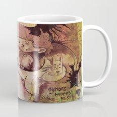 Rumors of Happy Ness Coffee Mug