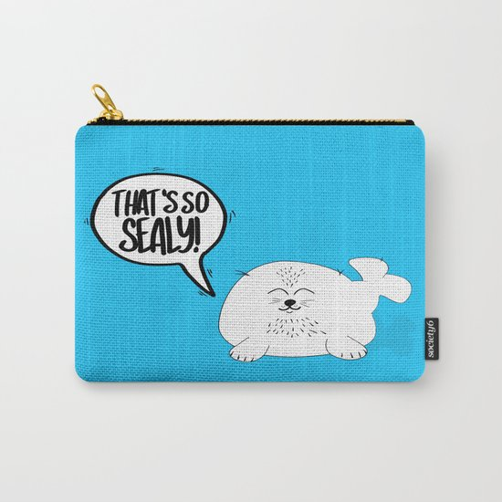 That's so SEALY! Carry-All Pouch