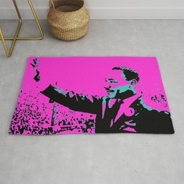 Martin Luther - The Great - Society6 BLM Online Art Shops - Dr King - Jr. Michael 337 Rug