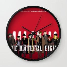 The 8tful Wall Clock