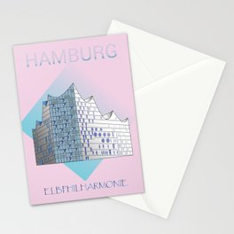 Elphi Hamburg Stationery Cards