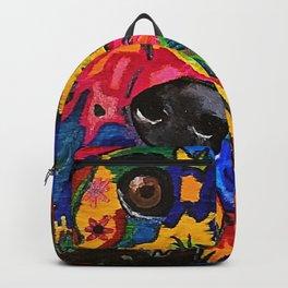 Bavarian Dachshund Backpack