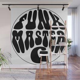 Funk Master G Wall Mural