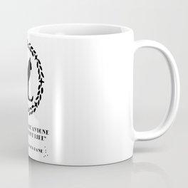 Magnus Bane i never date anyone my cat doesn't like Shadowhunters Coffee Mug
