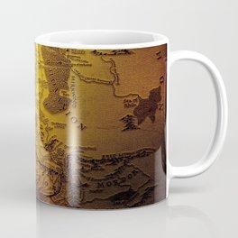 Tolkien's World Coffee Mug