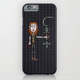Clarimonde iPhone Case