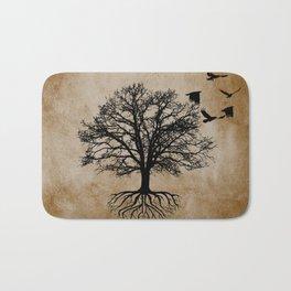 Tree of Life - Crow Tree A823 Bath Mat