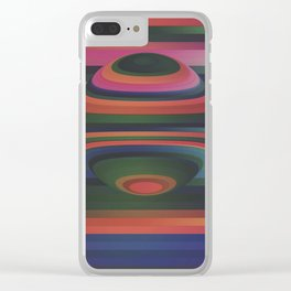Sphere 6 Clear iPhone Case