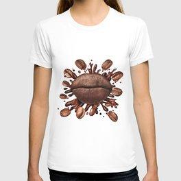 Coffee Lips T-shirt