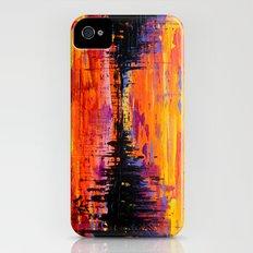 Northwoods Sunset iPhone (4, 4s) Slim Case