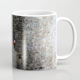 Abstract wall grey painting Coffee Mug