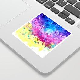 Splatter Sticker