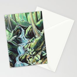 North Shore Trickle Down Stationery Cards