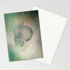 Vintage Skull Stationery Cards
