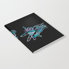 the Creation of Cannabis- holographic Notebook
