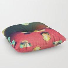 Retro Marbles Floor Pillow