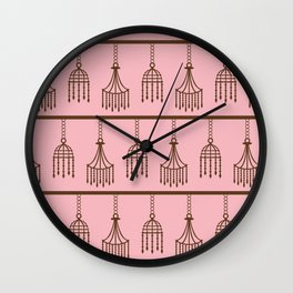 Chandeliers Wall Clock