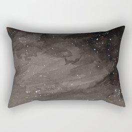 Ad Astra Per Aspera Rectangular Pillow