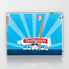 Teeth on Parade Laptop & iPad Skin