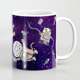 CatStronauts Coffee Mug