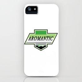 Identity Stamp: Aromantic iPhone Case