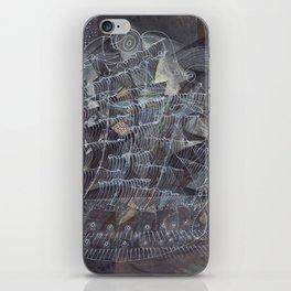 The Shipbuilders iPhone Skin