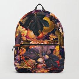 Vintage Fruit Pattern VI Backpack