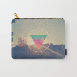 Seek Them Like Hidden Treasure - Proverbs 2:4 Carry-All Pouch