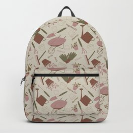 A Day in the Garden - Rose Backpack