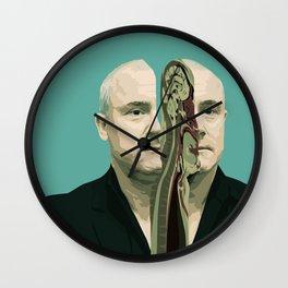 formalDeHyde Wall Clock