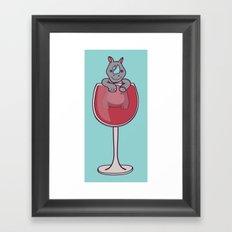 Whino Framed Art Print