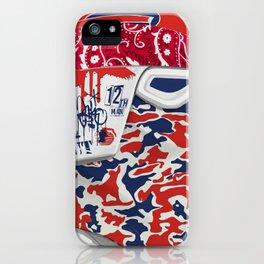 SNOW TROOPER iPhone Case