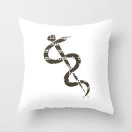 Lead me quickly to a place of restoration   Speedy Recovery Healing Prayer Throw Pillow